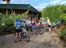 Madagaskar, Mountainbike, Ananantarivo, Gerhard von Kapff