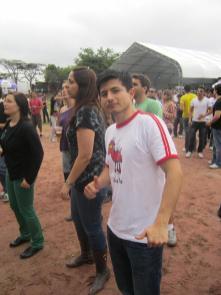 Luis aus Peru