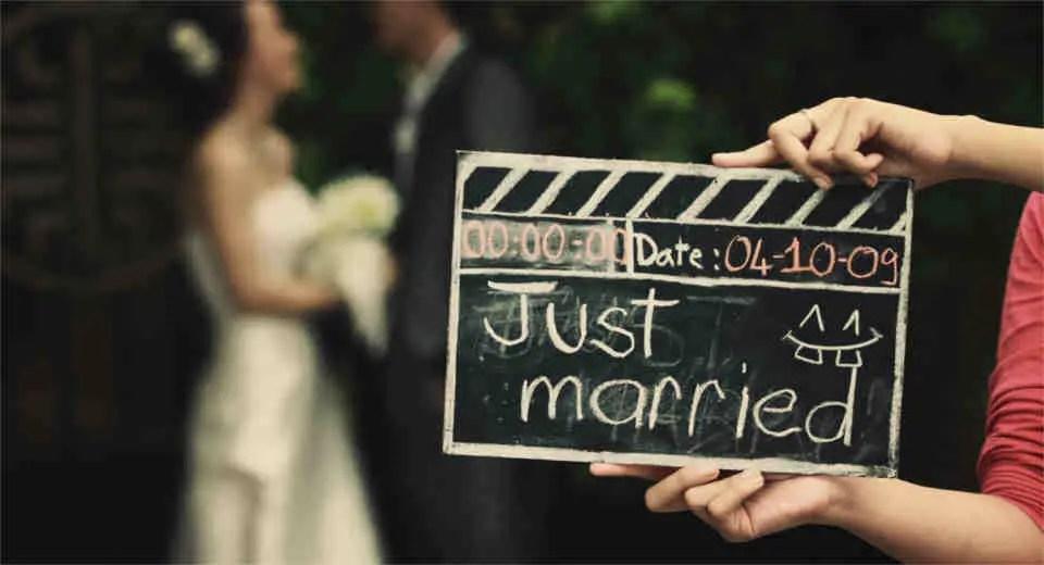 Hochzeit berraschung Standesamt