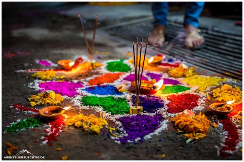 Chaat-Festival in Thamel Kathmandu