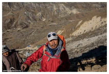 Pemba unser Sherpa