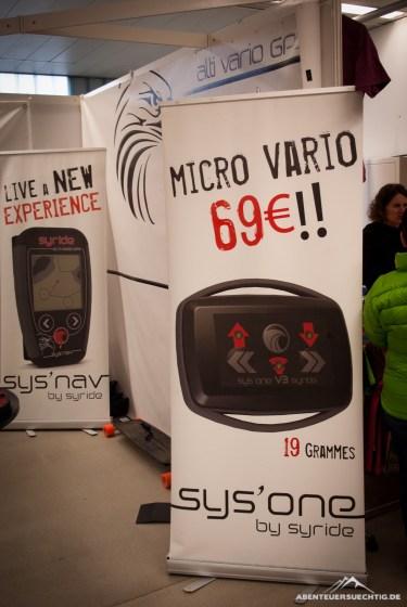 Sysride Micro Vario Banner