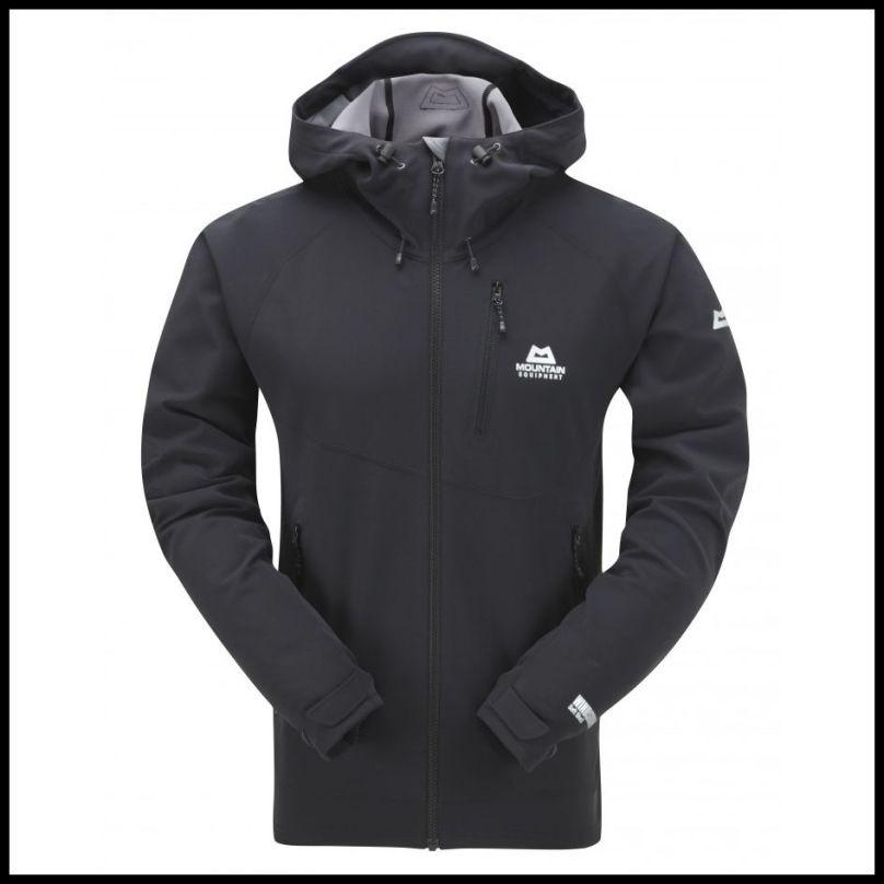 Trojan Hooded Jacket Black