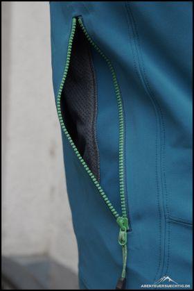 Front-Tasche mit Ventilation