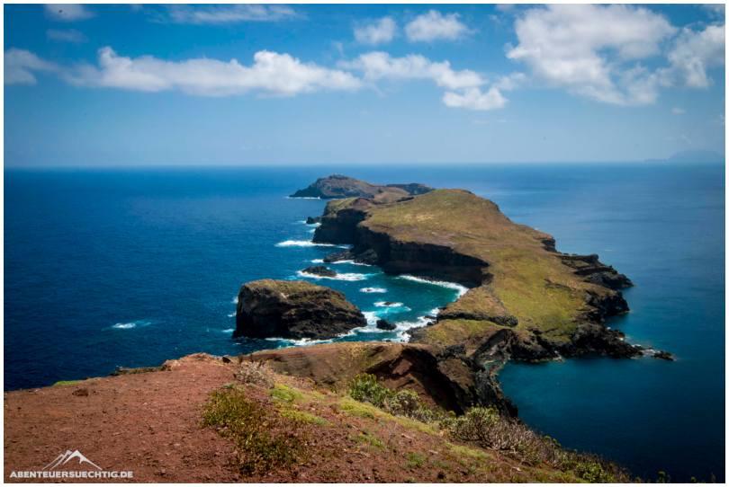 Lands end, Madeira