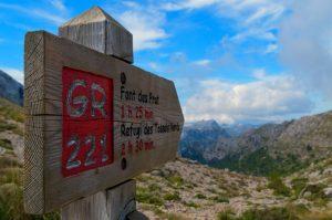 Trockenmauerweg GR221 Mallorca
