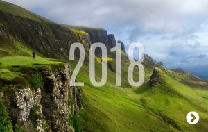 Nachgefragte Wanderreisen 2018: Wandern ohne Gepäck