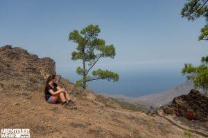 Wandern ohne Gepäck auf Gran Canaria, Wanderurlaub Kanaren
