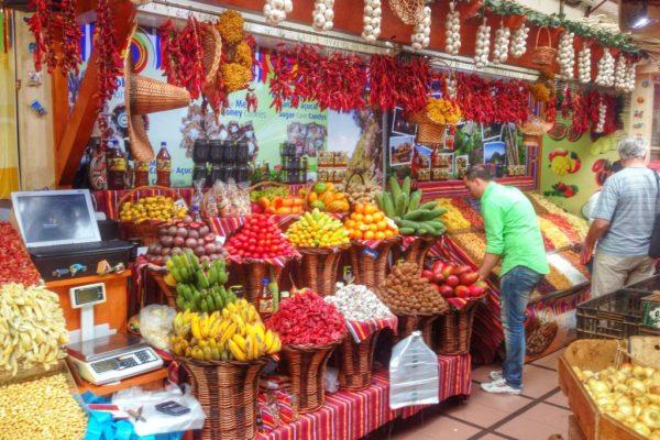 Der Markt in Funchal