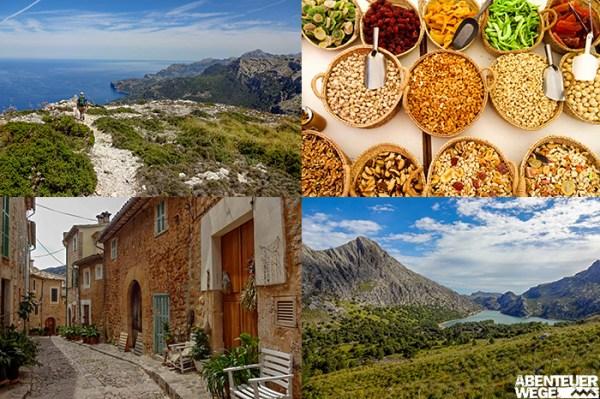 Mallorca - Wandern und Genießen in der Serra de Tramuntana