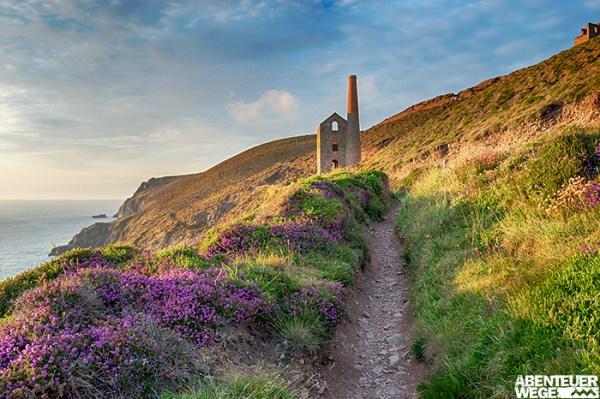Der South West Coast Path in Cornwall