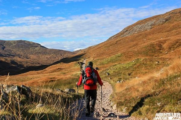 Der schottische Klassiker - Wandern auf dem West Highland Way