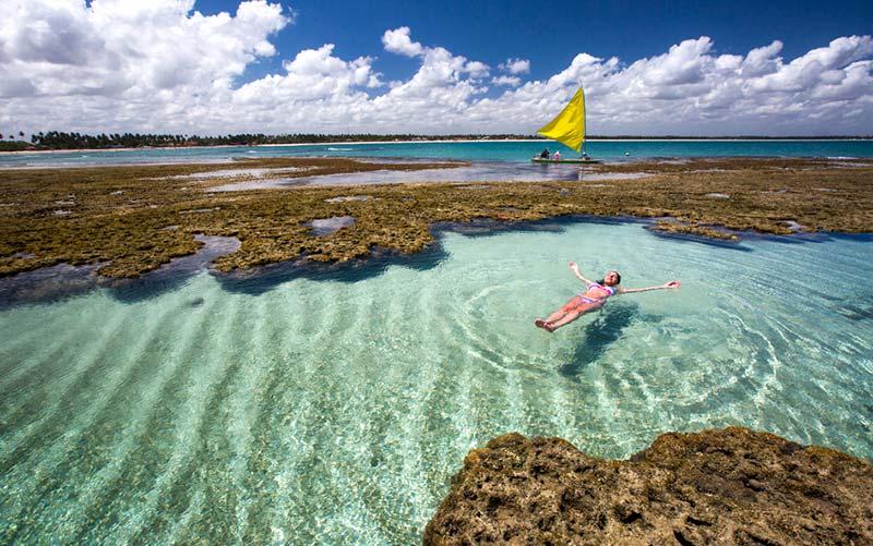 Praia do Toque, São Miguel dos Milagres Alagoas