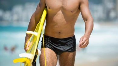 Photo of Sungas de praia masculina. Dicas para escolher e mandar bem na moda praia masculina
