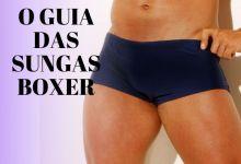 Photo of O Guia da Sunga Masculina Boxer de Praia. Você + Bonito Nessa Sunga