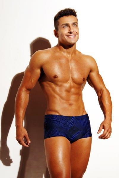 Sunga Boxer Aberbeach moda praia masculina ou suga box de praia