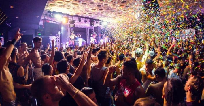Circuit Festival Barcelona balada gay