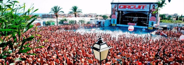 sunga cavada na circuit festival