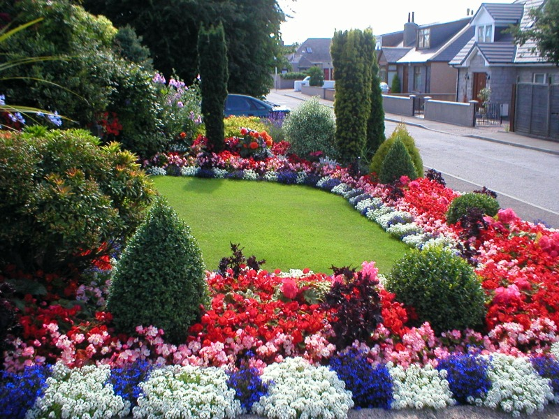 Pursuit of Perfection Our award winning front garden
