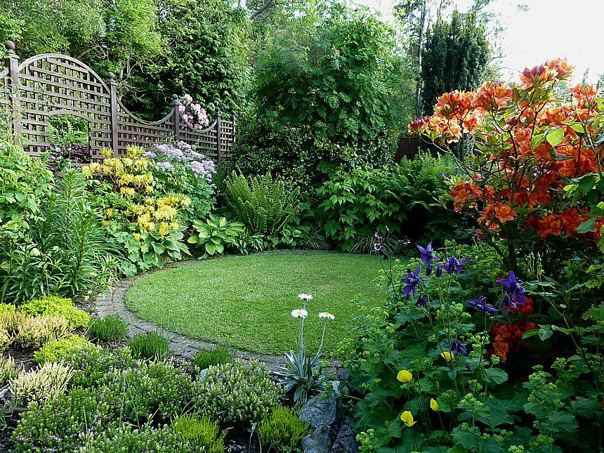 Round Garden June 17th  (2)