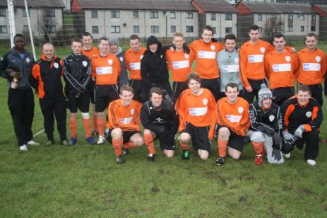 Torry United squad