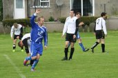 Rothie Rovers v Torphins - Image 9