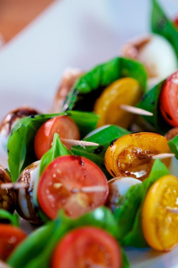 Caprese Salad Bites Zoom