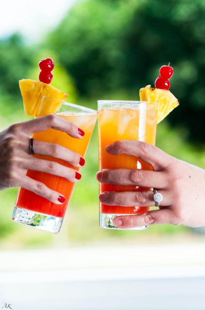 Tropical Mai Tai Cocktail   aberdeenskitchen.com
