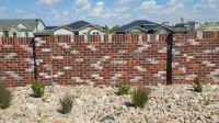 Decorative Concrete Fence Panels & Walls | Aber Fence