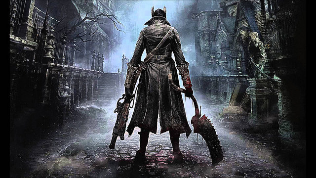 Bloodborne: The Abusive Partner I Can't Quit by Jason Peters