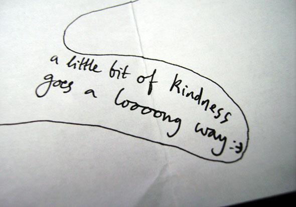kindness - thumb