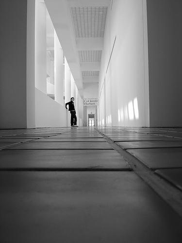 barcelona modern museum photo