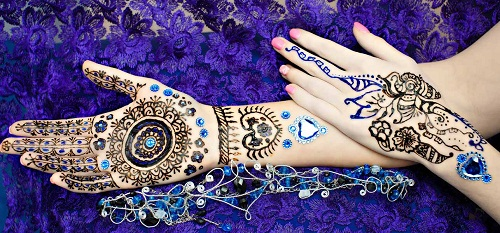 Mehndi Design Arabic Easy For Front Hand 2019