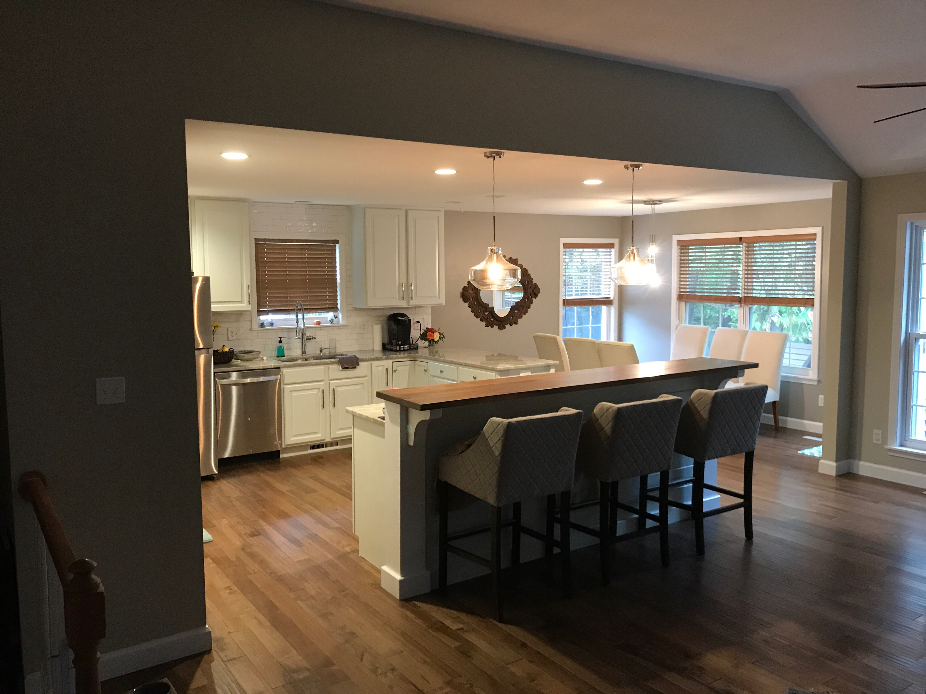 affordable kitchen remodel moen touchless faucet quality remodeling a better