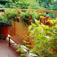 Patio and Balcony Gardening Tips - A Better Driveway