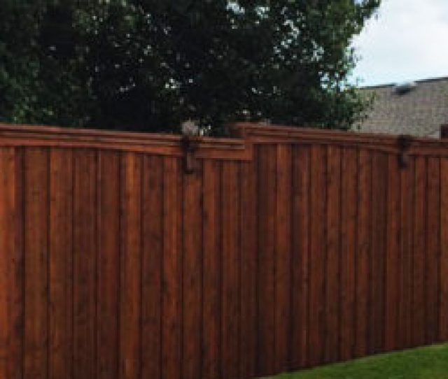 Privacy Wood Fences Cedar Board On Board Fence Metal Posts 8 Ft Tall 6 Ft Tall