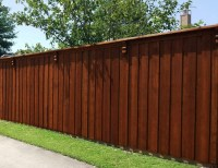 Privacy Fences | A Better Fence Company | Board on Board ...