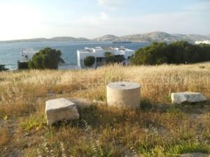 Asleipios Pyhtios Apollon Paros, Cyclades, Greece