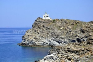 Kavo Koraka, Paros light house, Greece