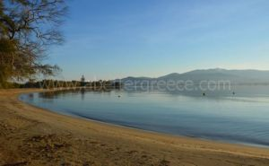 Antiparos beach Greece
