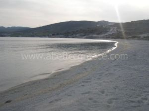 Kimolos beaches, Cyclades Greece