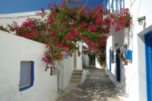Koufonisi island villages Greece