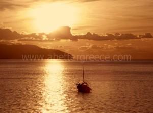 Koufonisis sunset Greece