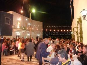 Milos festivals, Cyclades Greece