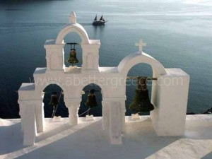 Santorini sites Greece
