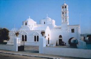 koimisi tis theotokou, Cyclades, Greece