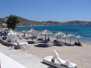 Ayios Ioannis Mykonos, Cyclades, Greece