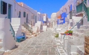 Folegandros holidays Cyclades Greece