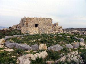 Iraklia sites Cyclades Greece