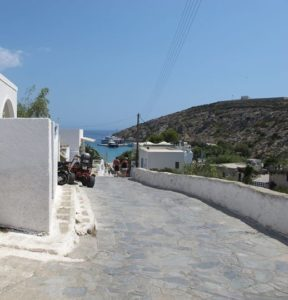 χωρια και οικισμοι στην Ηρακλειά στις Κυκλάδες